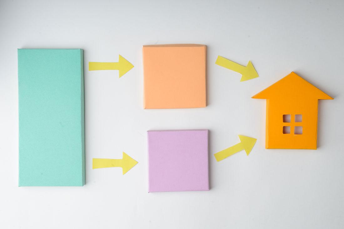 paper diagram